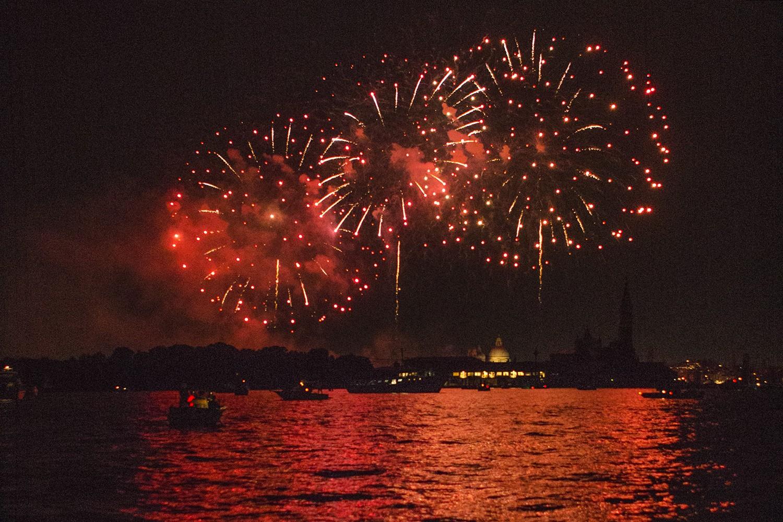 Venice Festa Redentore 2018
