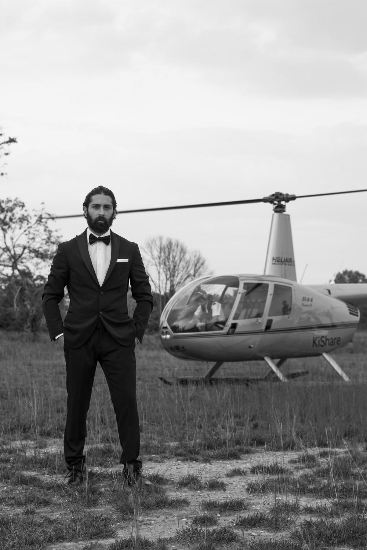 Classic Helicopter Venice Giulio Aprin