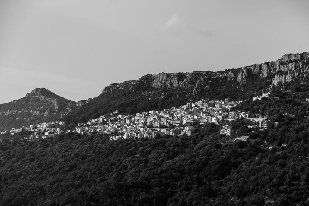 Baunei Town Sardinia Sardegna Giulio Aprin