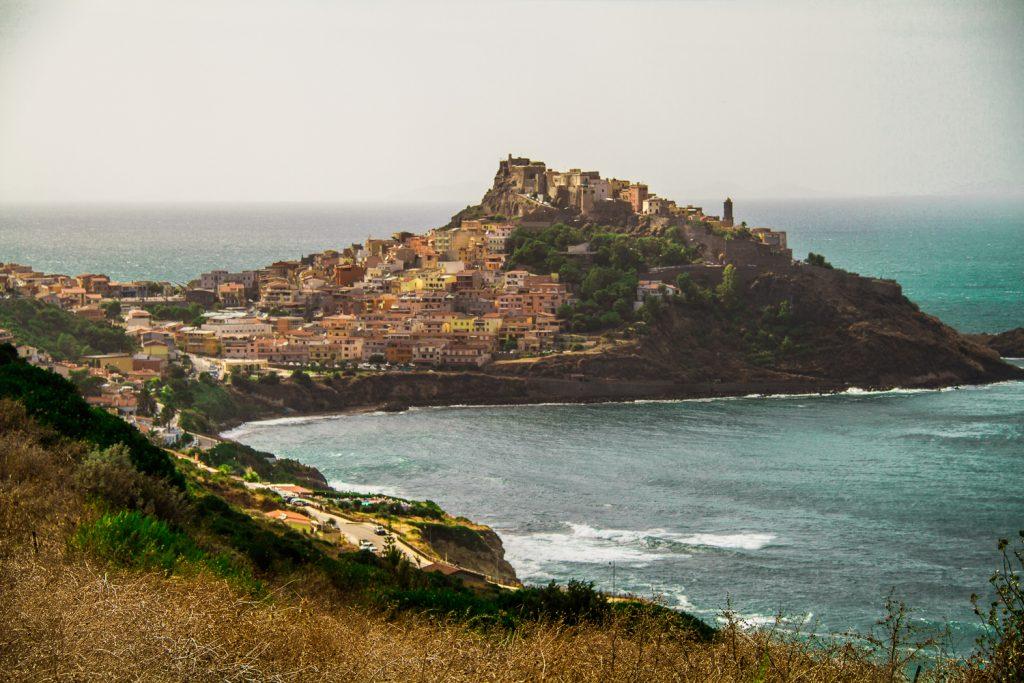 Castelsardo Sardinia Sardegna Giulio Aprin