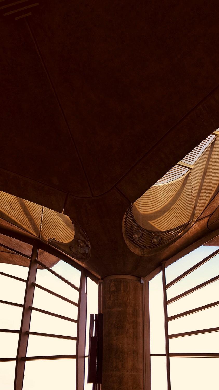 Jordan Amman Airpot Architecture