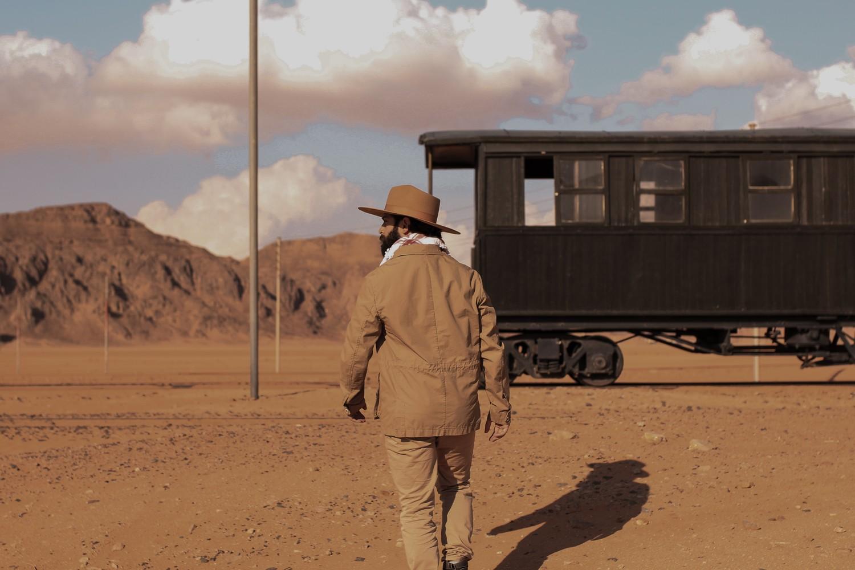 Wadi Rum Desert Train