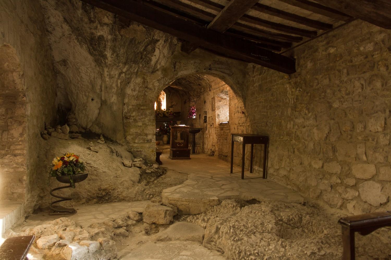 Sanctuary of Santa Maria infra Saxa