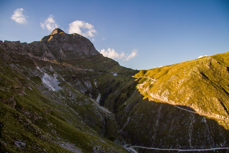 Schienale dell'Aasino Apuan Alps Monte Sella