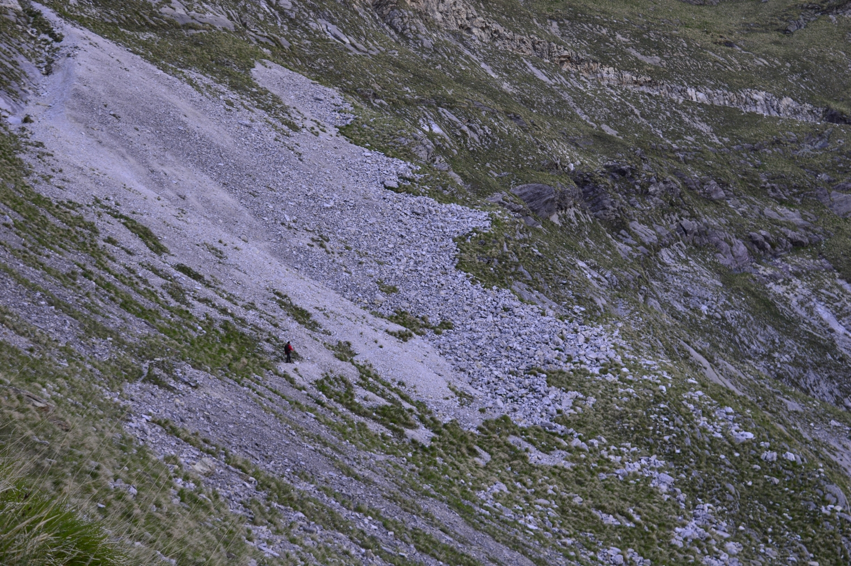 Apuan Alps Monte Sella Hike