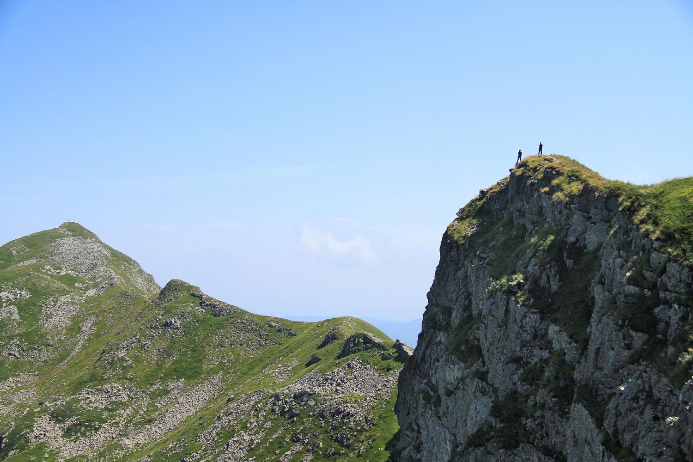 Monte Giovo Ridge Monte Rondinaio CAI 00 Summer Hike