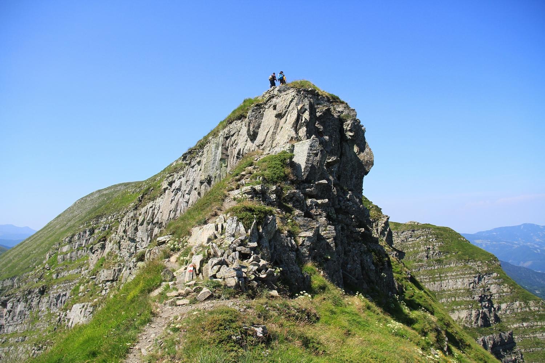 Monte Giovo Summer Ring Hike