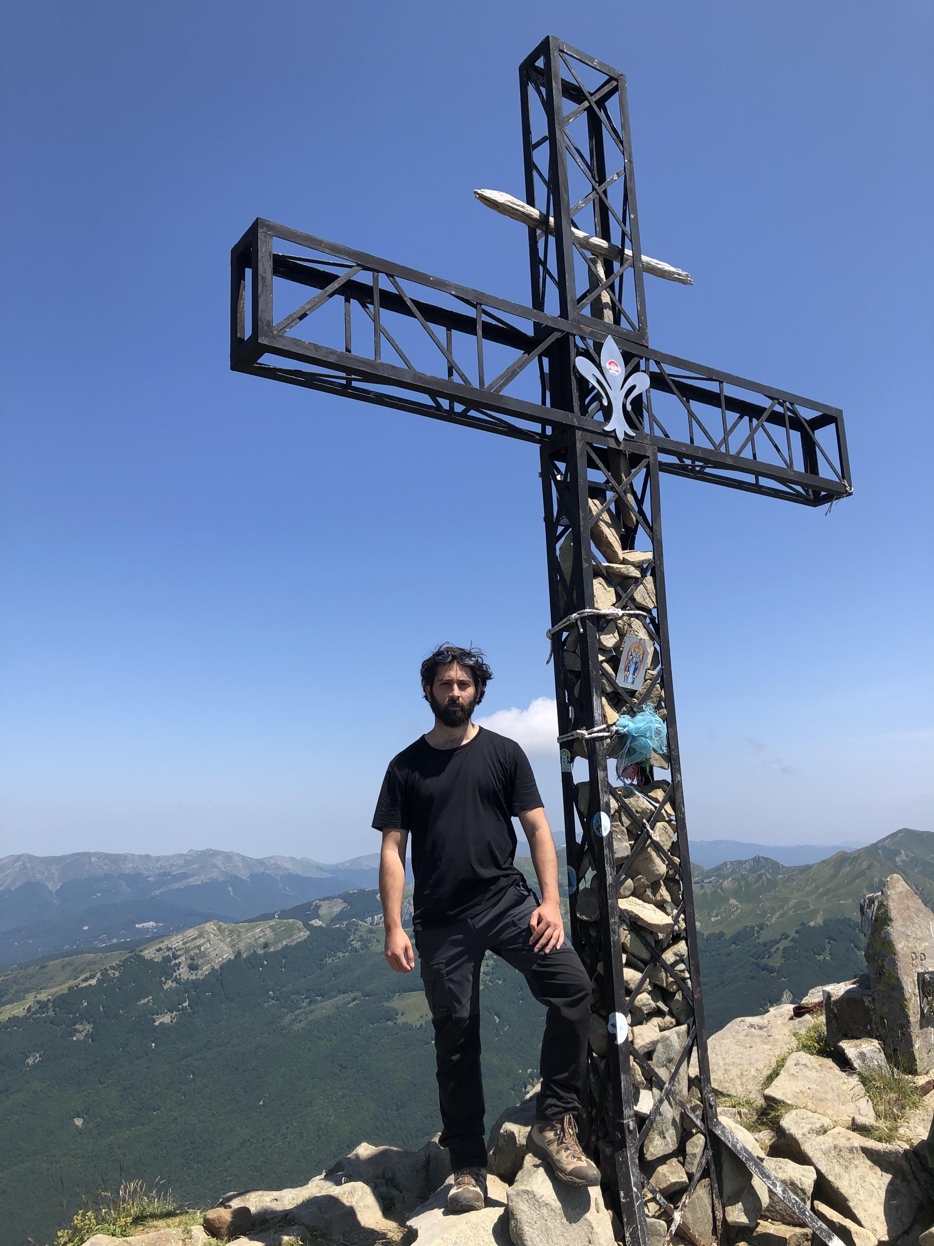 Monte Giovo Summit