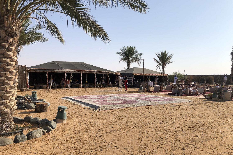 Platinum Heritage Dubai Desert
