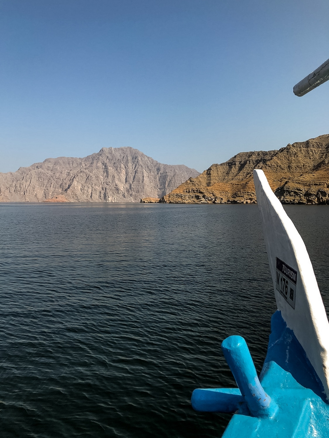Musandam Sea Adventure Dhow cruise