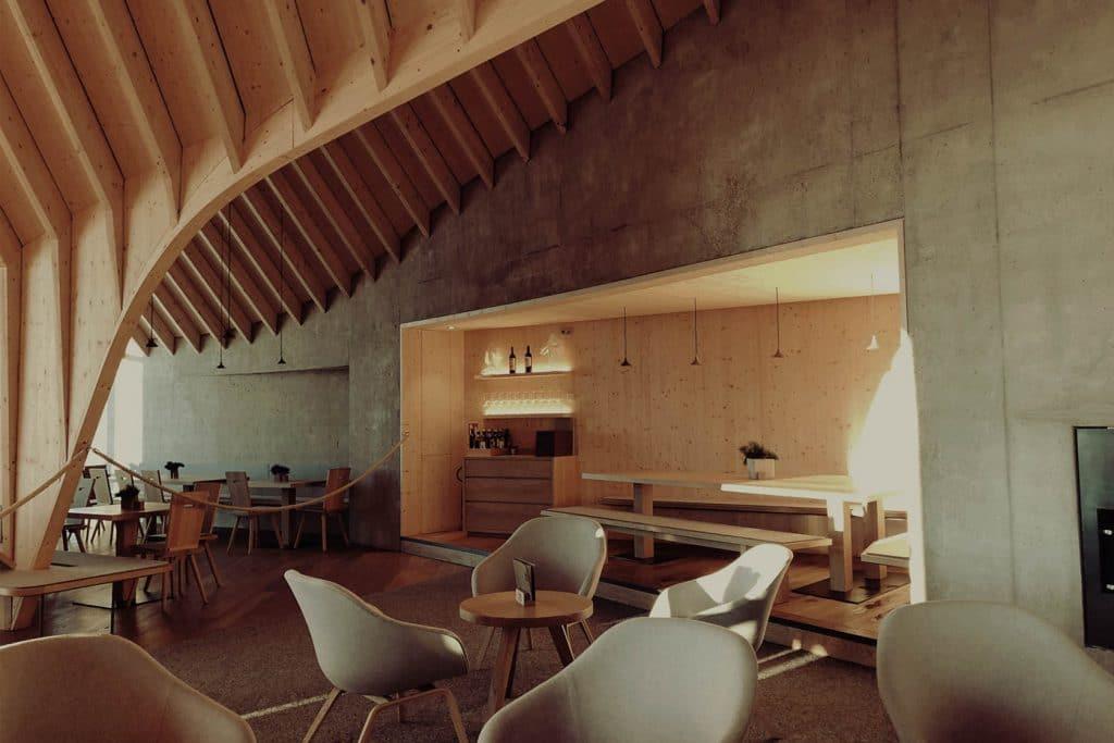 Oberholz Alpine hut
