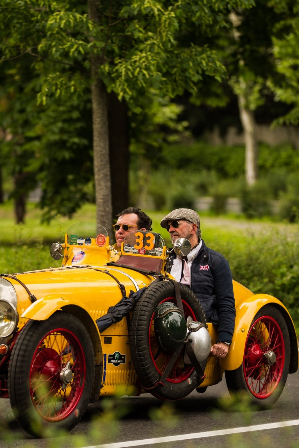 1000 Miglia 2019 Florence Italy